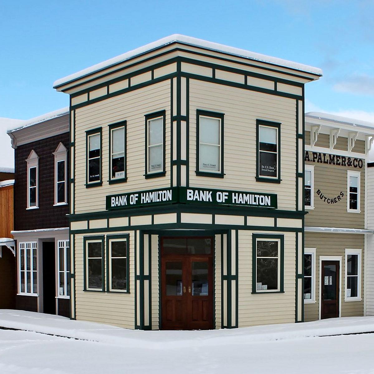 R.J. Haney Heritage Village & Museum